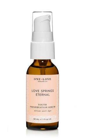 Anti-Aging Botanical Oils - One Love Organics Offers a Serum That Claims to Preserve Youth