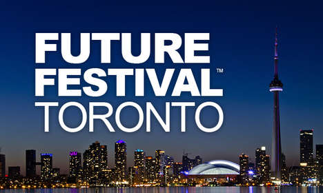 Future Festival Toronto - Meet the Trend Hunter Team at This Immersive Toronto Insights Conference