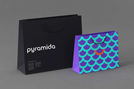 Youthful Appliance Branding - The Brand Pyramida Purposely Avoids Looking Sophisticated