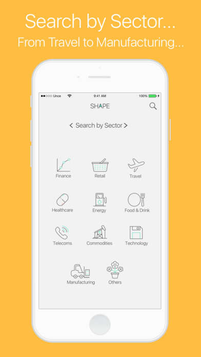Cause-Based Investment Apps - The Shape App Empowers Investors to Back Businesses on a Mission