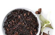Coffee-Flavored Black Teas