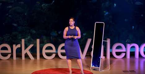 Redefining Beauty Standards - Ashley Graham Outlines Her Own Battle in Her Talk on Body Acceptance