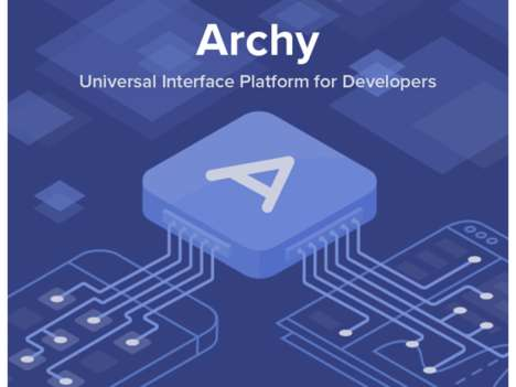 Universal Interface Startups - Archy Gives Developers Access to a Modular Cross-Platform Interface