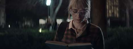 Surreal Higher Education Campaigns - This Australian University's Ad Shows the Power of Teamwork