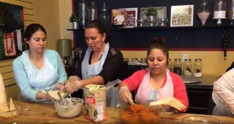Latina Kitchen Pop-Ups - 'The Tamale Kitchen' Sells Authetic Tamales Made by Latin Women