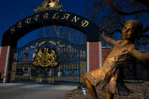 Michael Jackson's Neverland was Lensed by Four Photographers