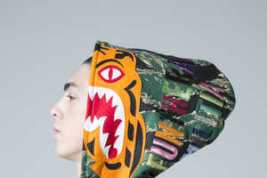 The New BAPE Collection Features Bold Color Palettes and Art
