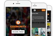 The Cosmunity App is a Digital Hub for Geek Culture Post-Convention
