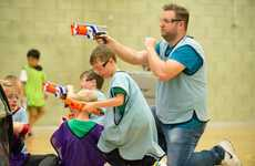 Family-Friendly Dart Gun Wars