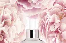 Botanical Perfume Packaging