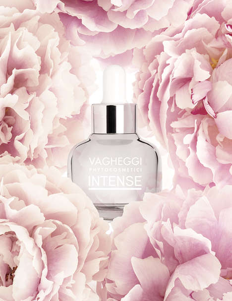 Botanical Perfume Packaging - This Floral Perfume Packaged in a Way That Reflects Its Scent