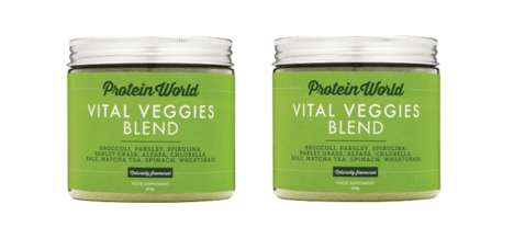 Dense Dietary Food Supplements - The Protein World Vital Veggies Blend is Packed with Nutrients