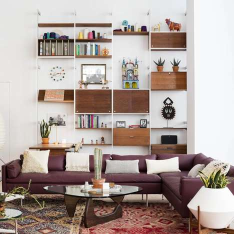 Furniture Brand Retail Expansions - Herman Miller Has Opened Its First Brick and Mortar Store