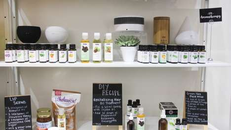 eCommerce Wellness Shops - Online Retailer 'Well.ca' Launched a Brick-and-Mortar Shop