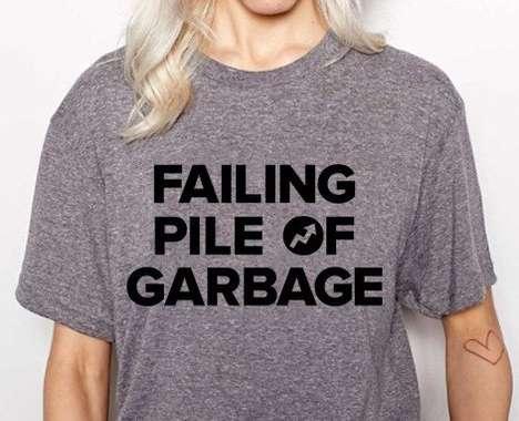 Self-Satirizing Shirts