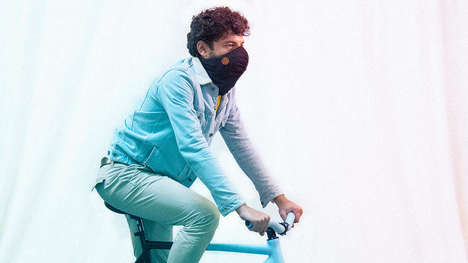 Air-Filtering Scarves - Wair is a Stylish Scarf Filter That Protects Commuters From Smog and Germs