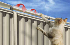 Cat Containment Fence Devices