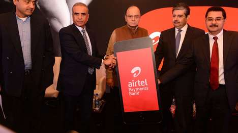 Accessible Mobile Banks - The Just Launched Airtel Payments Bank is the First of Its Kind in India