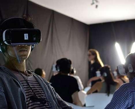 Pop-Up VR Cinemas