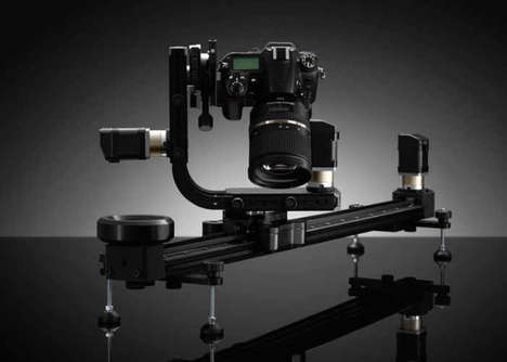Stargazer Camera Mounts - The 'STARSLIDER' Camera Motion System Features a Modular Design