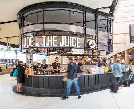 Airport Coffee Bars