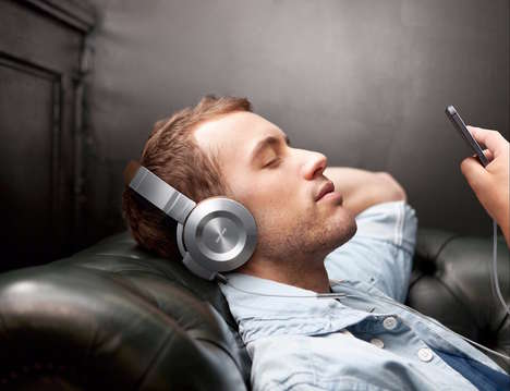 Professional Audiophile Headphones - The Onkyo ES-CTI300(SS) Headphones Create a Powerful Experience