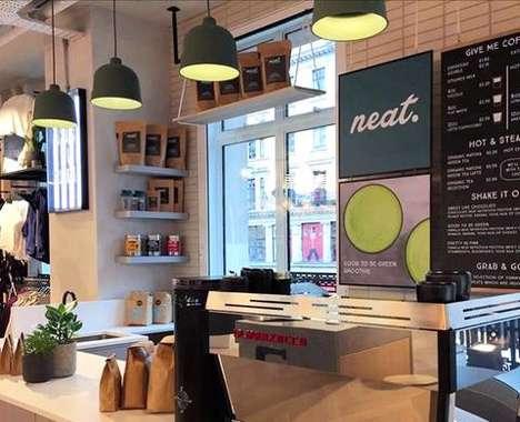 Yoga Store Coffee Bars