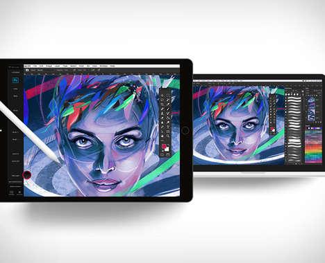 Graphic Design Tablet Apps