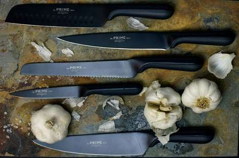 Reinforced Blade Knife Collections - The Chicago Cutlery Prime Knife Collection is Precise