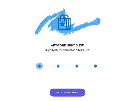 Artwork Discovery Networks - 'Artwork Hunt' Allows Users to Discover Art and Promote Their Work
