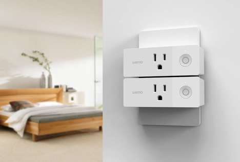 Inexpensive Smart Home Plugs - The Wemo Smart Mini Plug Requires No Hub or Subscription to Work