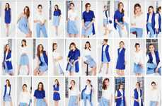 'Honest-Rosie' Offers 30 Unique Outfits from Six Pieces