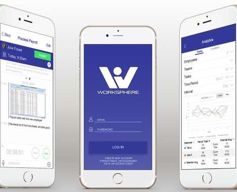 Workforce Productivity Apps