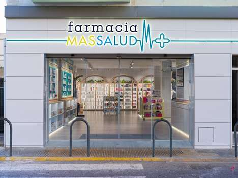 Youthful Pharmacy Designs - This Spanish Pharmacy Boasts an Inviting Design