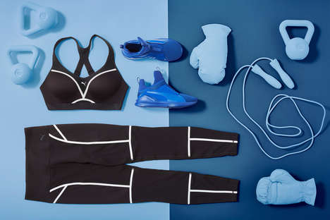 Resolution-Themed Athletic Gear - This New PUMA Collection Was Made for Consumers with Health Goals