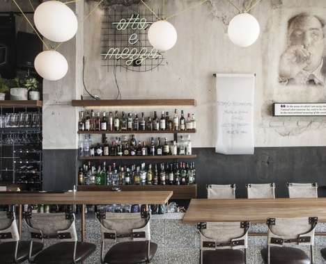 Rustic Jazz Bars