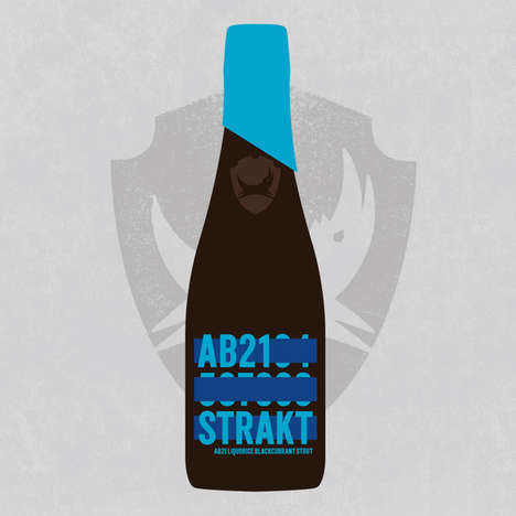 Wax-Sealed Artisan Beers - BrewDog's Abstrakt AB:21 is a Flavorful, Full-Bodied Imperial Stout
