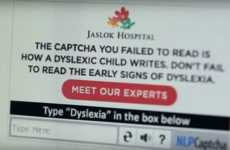 Jaslok Hospital's Dyslexia Awareness Campaign Used Internet Captchas