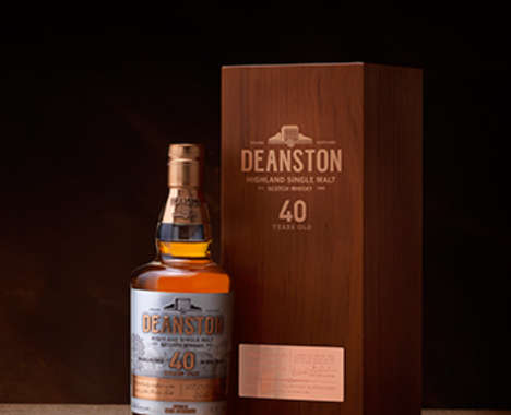 40-Year-Old Scotch Whiskies