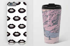 Society6's Capricorn Collection Includes Coffee Cups, Pillows and More