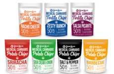Medicinal Cannabis Chips - Yummi Karma Creates Tortilla and Potato Chips with THC