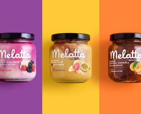 Creamy Jam Collections