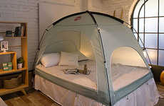 Warming Winter Indoor Tents