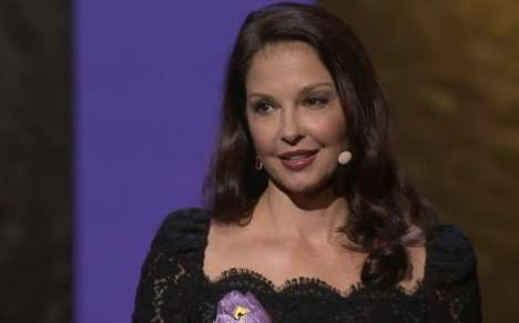 Fighting Gendered Online Abuse - Ashley Judd Discusses Online Hate Speech and How to Counter It