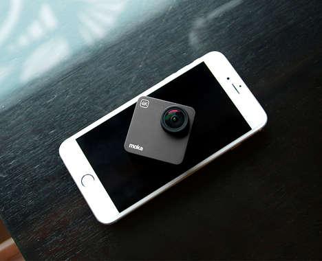 Powerful Micro Cameras