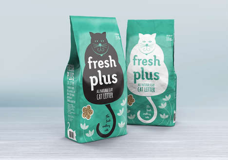 Natural Clay Litters - This Cat Litter Was Created with Natural Ingredients and is Marketed as Such