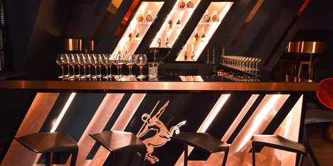 DIY Cognac Pop-Ups - La Maison Remy Martin Offered Members the Chance to Blend Their Own Cognac