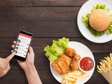 Digital Dining Decision Apps - 'ClickDishes' Lets You Browse Restaurants Near You to Find Great Food