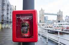 Heinz is Helping Londoners Beat the Winter Blues with Free Soup