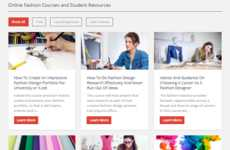 Educational Online Fashion Courses